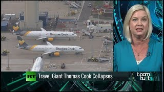 China's Tech  ntervention and Thomas Cook Collapses