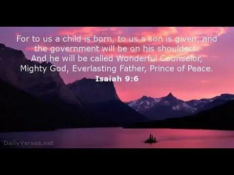 Видео Исаия