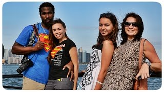 Жизнь в США: Мемориал 9/11 Статуя Свободы Нью Йорк ВЛОГ | VLOG August 21, 2014