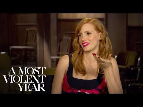 A Most Violent Year | The Craft | Official Featurette HD | A24