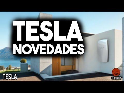 NOVEDADES TESLA: Solarcity, Powerwall 2, Gigafactory, P90D, Superchargers de pago y más!