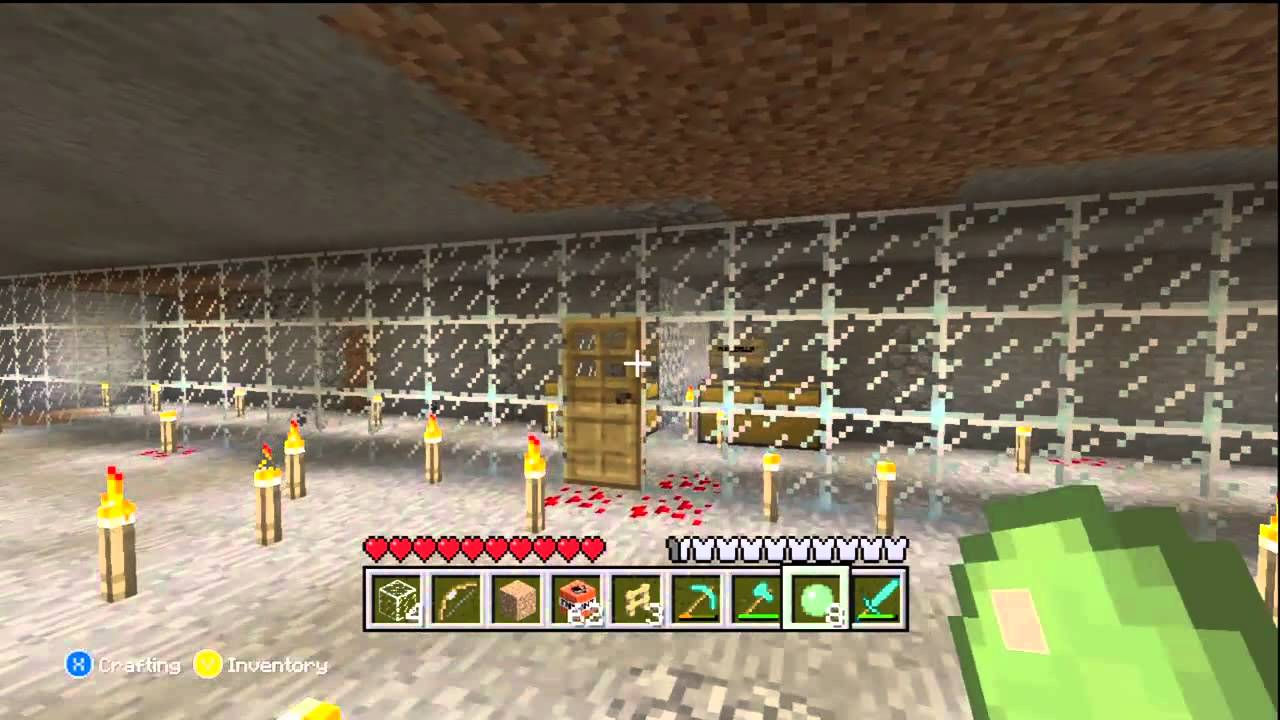 How to make a slime farm minecraft xbox 360 edition youtube how to make a slime farm minecraft xbox 360 edition ccuart Gallery