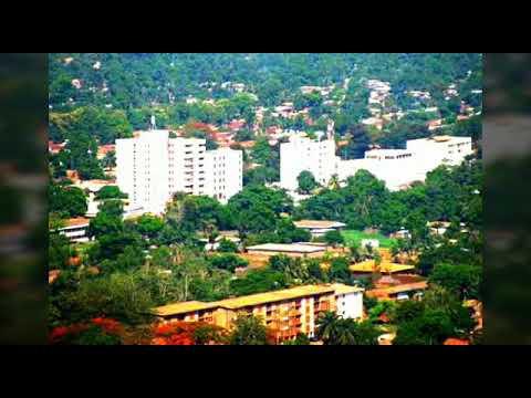 La capitale de Centrafrique Bangui