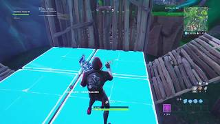 CONSTRUIRE IN TILTED TOWN - GLITCH SAISON X FORTNITE
