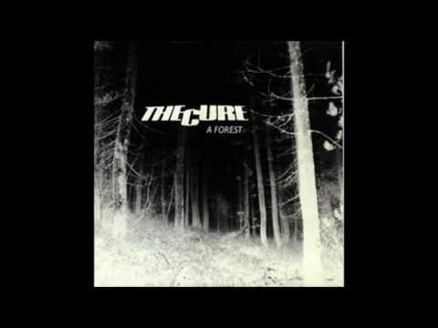 A Forest- The Cure (Lyrics)