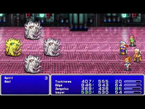 Final Fantasy IV: The After Years - 35 - A Band Of Ninjas!