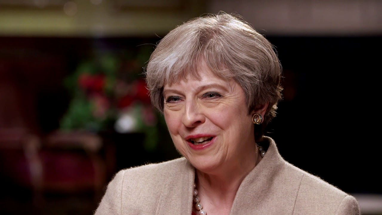 Theresa May's top five most awkward moments