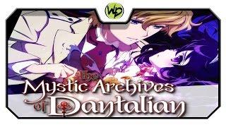 The Mystic Archives of Dantalian - Review, Análise ou Crítica do Anime