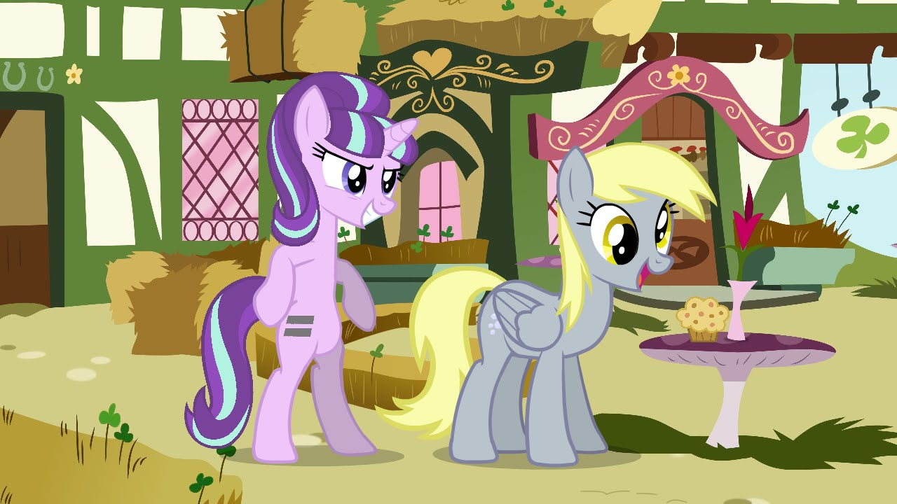 Equality In Ponyville Animation Youtube