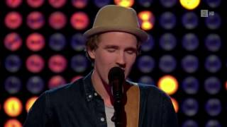 Christer Dalsbøe   Let Her Go Blind Audition The Voice Norway 2013