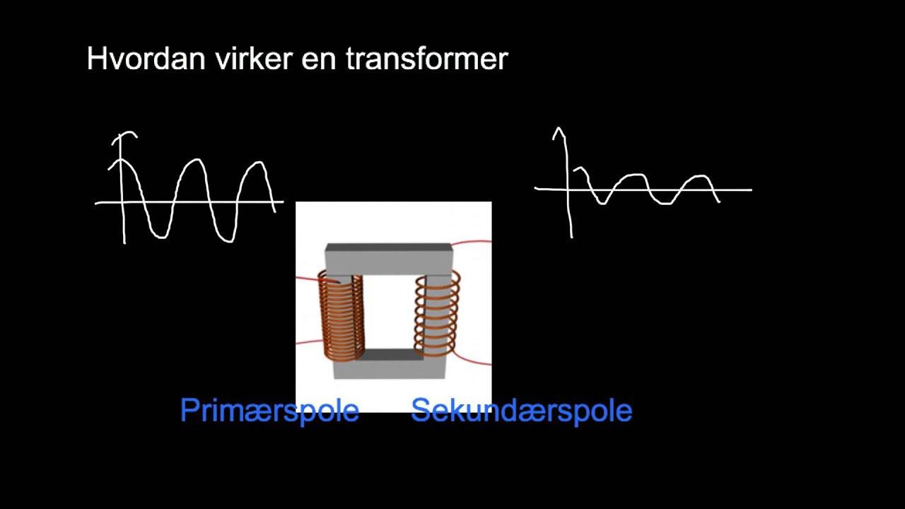 ellære transformation af strøm og spænding