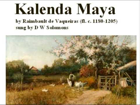 Kalenda Maya (The first of May)