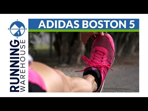 adidas Boston 5 Shoe Review