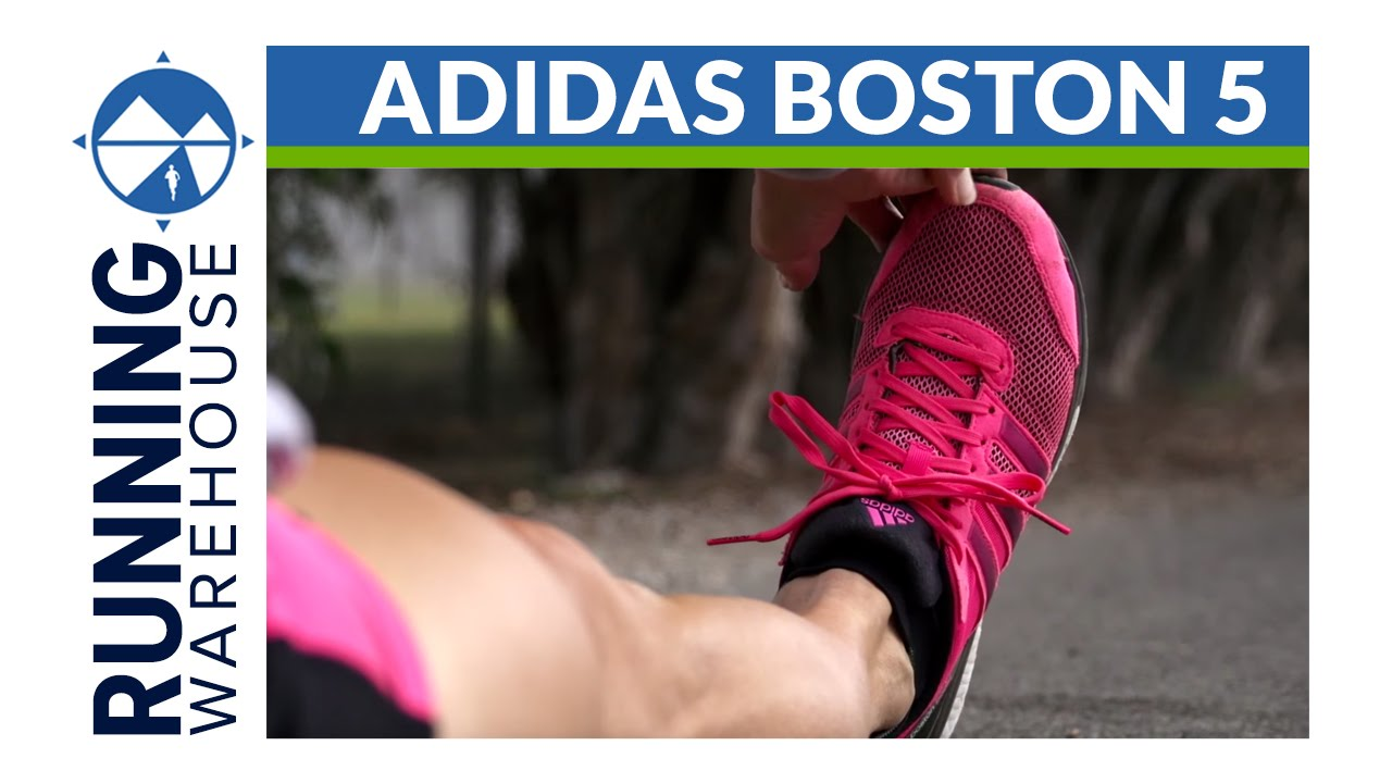 adidas adizero boston boost 5 mujer