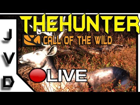 theHunter Call of Wild LIVE! | Multiplayer Collaborative Hunt | Layton Lake District | COTW Gameplay