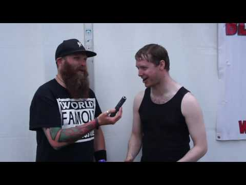 Outright Resistance Interview Bloodstock 2016