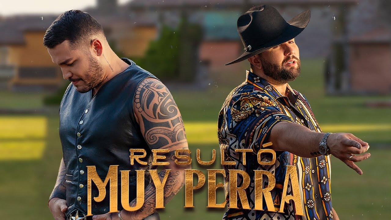 """Jessi Uribe, Carin Leon - Resultó Muy Perra """"Me Dejó Solito"""" l Video  Oficial - YouTube"""
