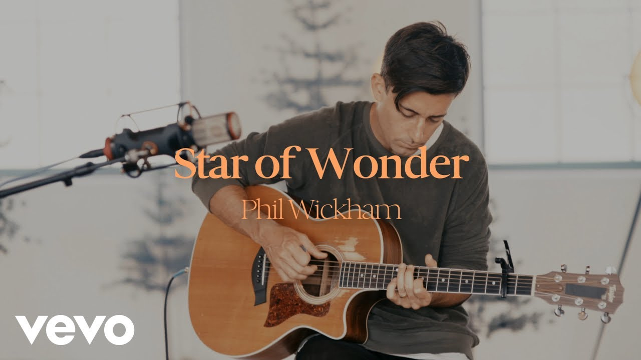 Phil Wickham - Star Of Wonder (Acoustic Performance)