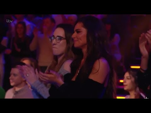 "Cheryl On Her FEET After Her Boyfriend Liam Payne Performed ""Bedroom Floor""! The X Factor UK 2017"