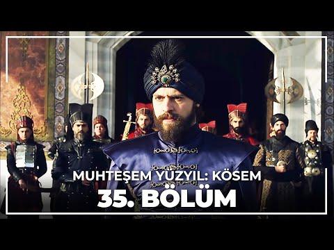 Muhteşem Yüzyıl: Kösem 35.Bölüm (HD)