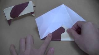 おりがみ うし Origami Cow