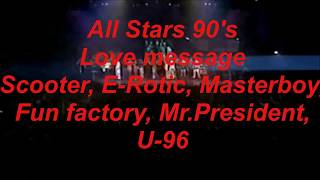 Love message(All Stars 90