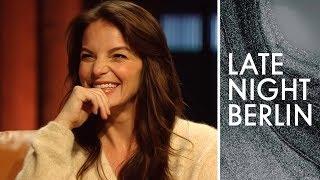 Yvonne Catterfeld und das Geschenk für Michael Patrick Kelly | Late Night Berlin | ProSieben
