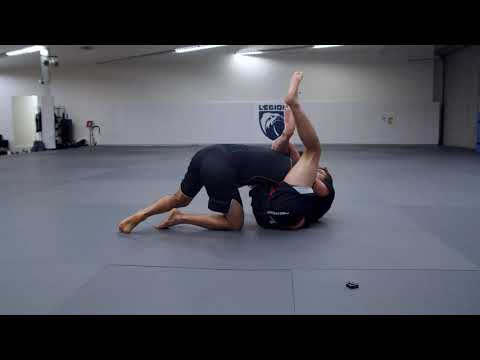 The Absolute Best Double Triangle Choke Trap For Nogi