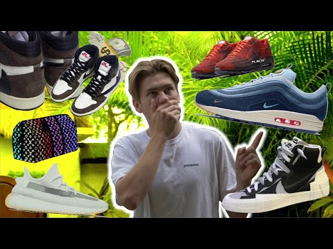 SEAN WOTHERSPOON AIR MAX 97/1 2.0 + JORDAN 1 TRAVIS SCOTT😱🔥// HYPENEWS #4