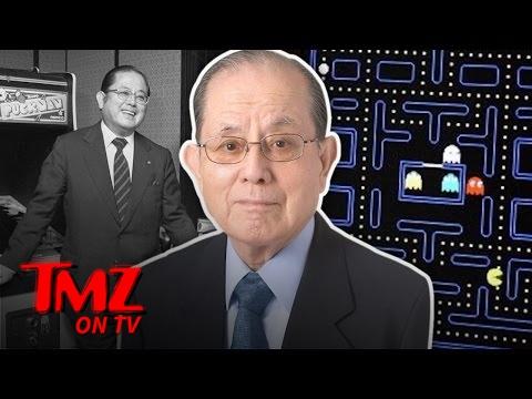 Pac-Man Creator Dies At 91 | TMZ TV