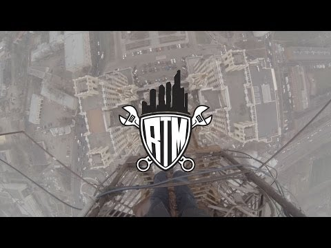 GoPro: Сталинская высотка на Кудринской площади