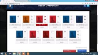 How to play IPL Fantasy League 2017 (IPL10)