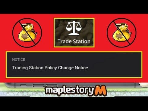 Nexon Why... ~Trade Station~ *NERFS* & Changes