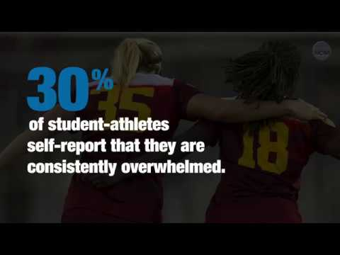 Ncaa Sport Science Institute Mental Health Awareness Youtube