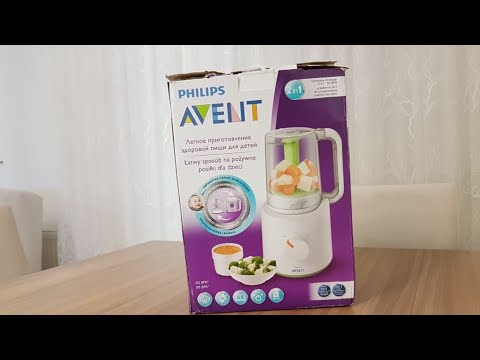 philips-avent-scf870-/-22-steam-cooker-and-blender-review