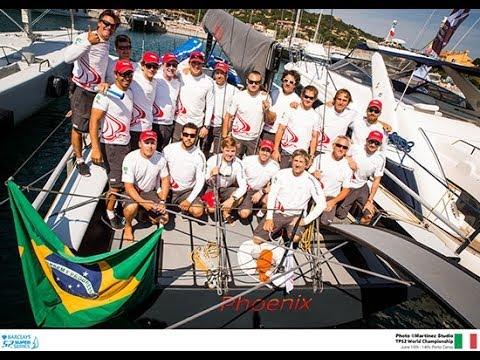 Phoenix Sailing Team com imagens na Audi TP52 Championship 2014
