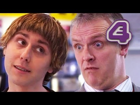 BEST OF THE INBETWEENERS  Jay's Funniest Moments  Series 3