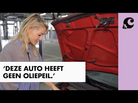 Aflevering 5 - Chantal komt werken bij de autogarage