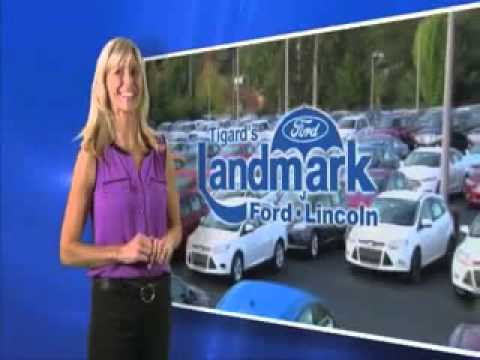 Landmark Ford Tigard Or Lincoln