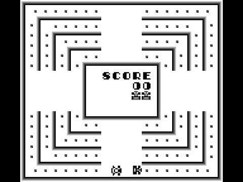 Power Racer (Game Boy) Full Playthrough