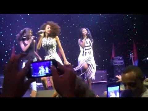 EriAm Sisters at the DC Eritrean Festival 2013