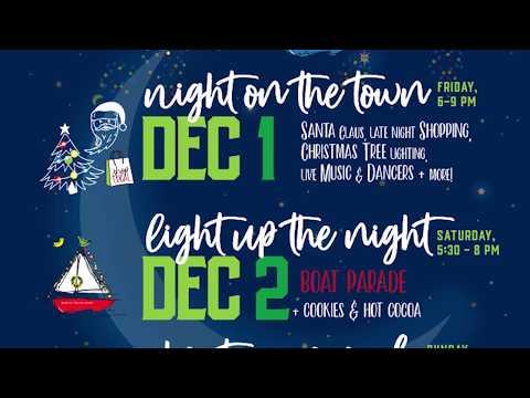 Coastline 46: Holiday Happenings 2017