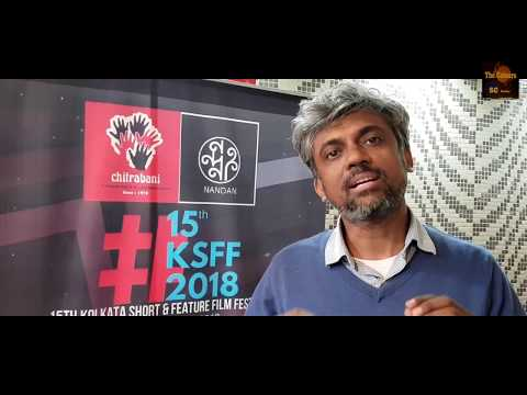 Debasish Sen Sharma Spoke On #Krishnakali || 15th KSFF ||4th DISFF