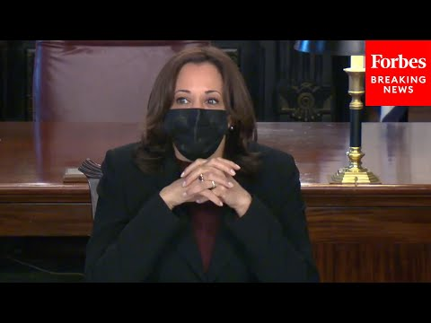 VP Kamala Harris: My faith was challenged in the last year