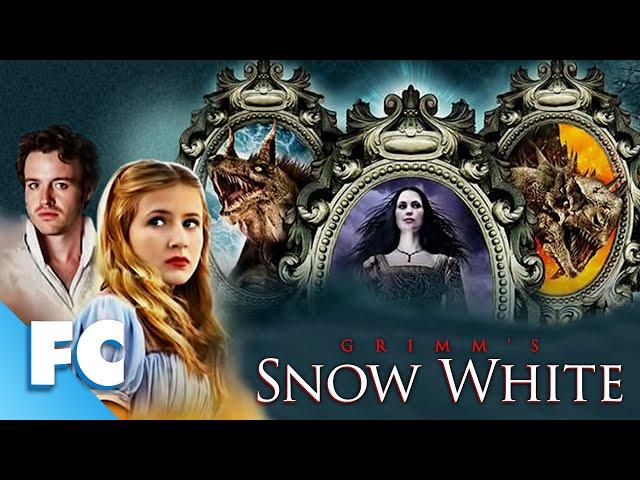 Grimms Snow White   Full Adventure Fantasy Movie