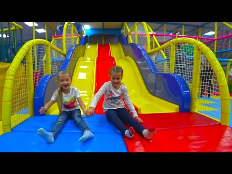 Indoor Playground For Children - Lo Lo Kids