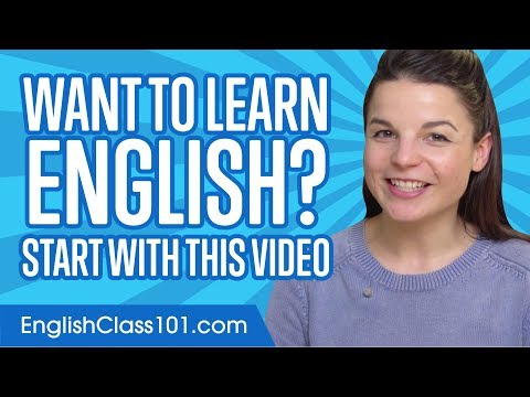 Get Started with English Like a Boss!