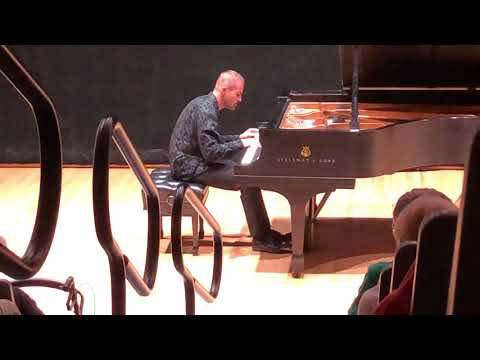 Chopin. Sonata No.3 in B Minor, Op.58, mvts II, III, IV.  Pavel Nersessian, pianist