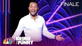 John Legend: Honorary Bring The Funny Member (Finale)