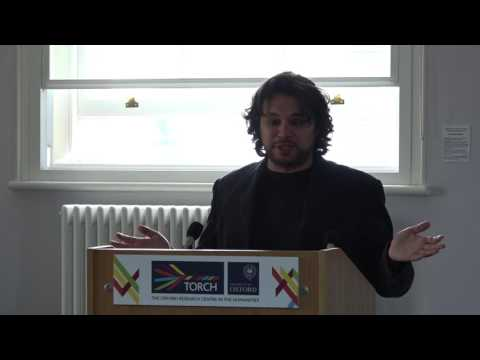 Tamim al Barghouti - 'The Bearer-Beings': Portable Stories in Dislocated Times
